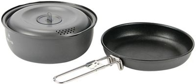 Snow Peak Hard Anodized Aluminum 1000 Cookset