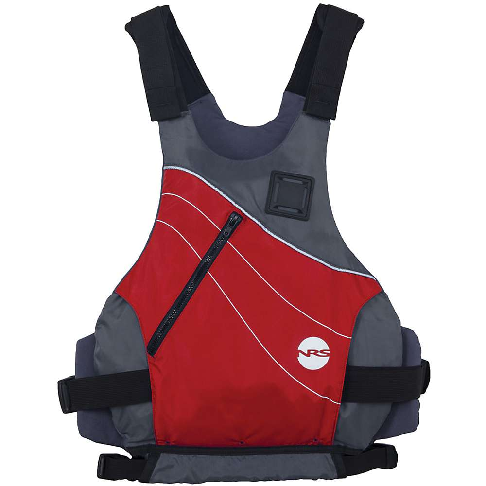 Fluid paddle life vest