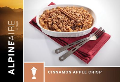 AlpineAire Cinnamon Apple Crisp