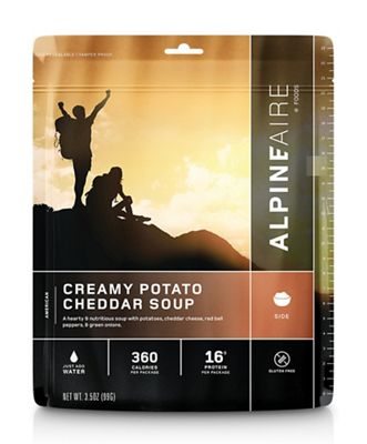 AlpineAire Creamy Potato Cheddar Soup