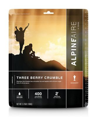 AlpineAire Three Berry Crumble