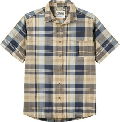 Mountain Khakis Men's Tomahawk Madras Shirt