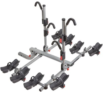 Yakima FourTimer Hitch-Tray Bike Carrier