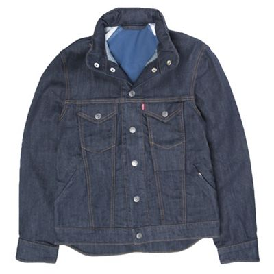 Levi's Men's Commuter Hooded Trucker