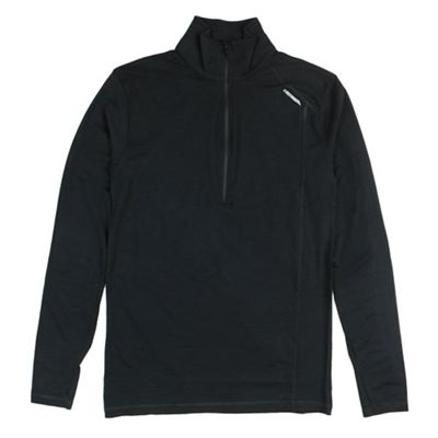 Tasc Men's Bamboo+Merino 18.5 Compass Merino 1/2 Zip Top