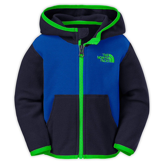 6c8f21658 The North Face Infant Glacier Full Zip Hoodie - Moosejaw