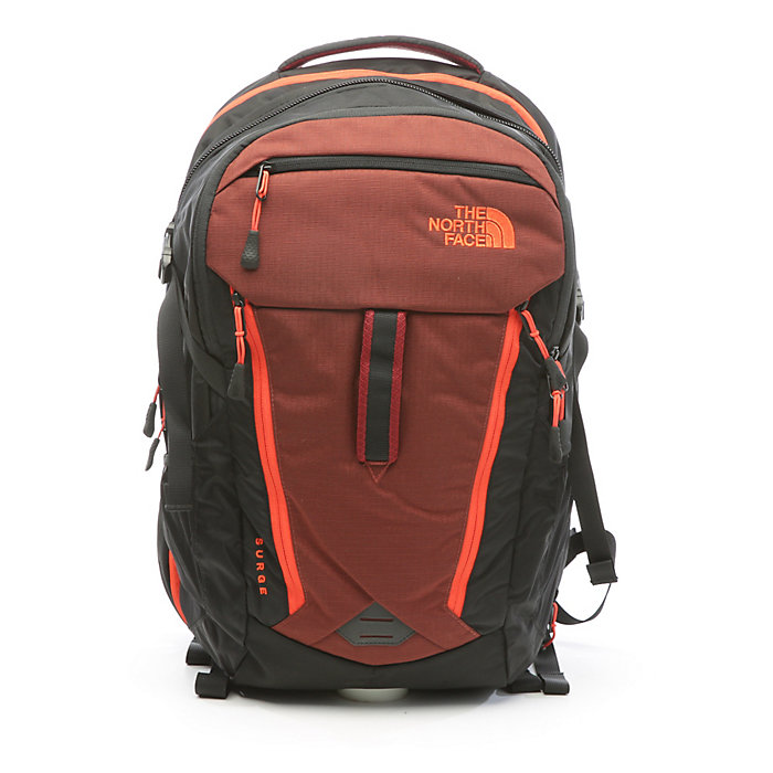2c340ebfe The North Face Surge Backpack - Moosejaw