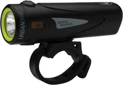 Light and Motion Urban 350 and Vis Micro Lights