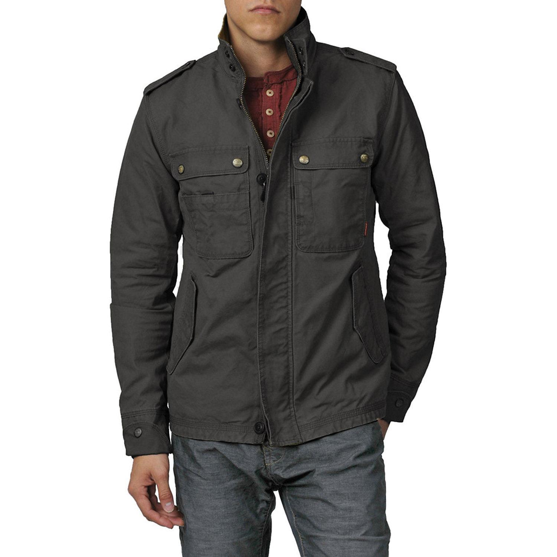 c51d6d4e562 Jeremiah Men's Paxton Military Jacket