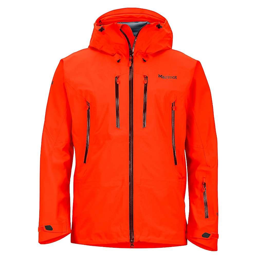 sc 1 st  Moosejaw & Marmot Menu0027s Alpinist Jacket - Moosejaw