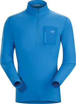Arcteryx Men's RHO LT Zip Neck