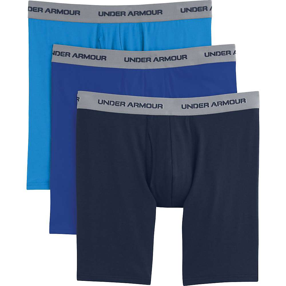 under armour 9 inch boxerjock men s. under armour men\u0027s charged cotton stretch 9 inch boxerjock 3 pack - at moosejaw.com men s
