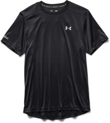 Under Armour Men's Coldblack Run SS T