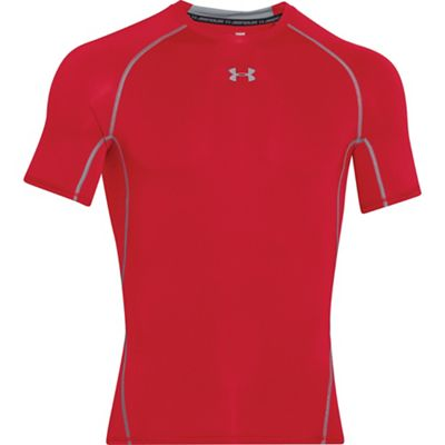 Under Armour Men's UA HeatGear Armour SS Tee