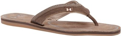 Under Armour Women's UA TropicFlow Leather T Sandal