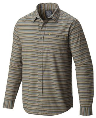 Mountain Hardwear Men's El Cerrito LS Shirt