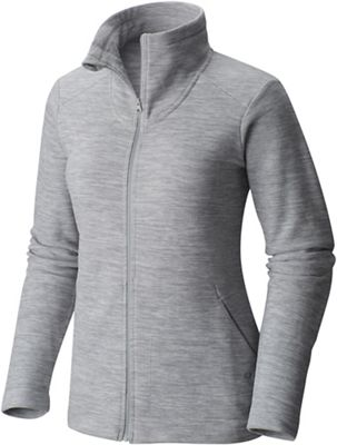 Mountain Hardwear Women's Snowpass Full Zip Fleece