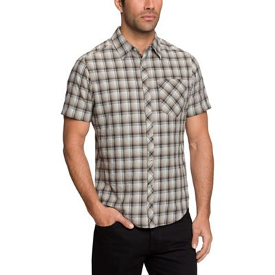 Nau Men's Plaid Agascar S/S Shirt