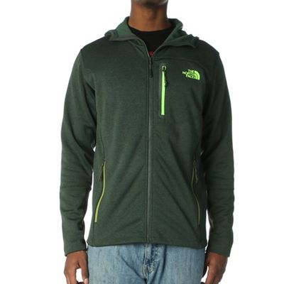 The North Face Canyonlands Mens Hoody Zip Turkish Sea Heather All Sizes