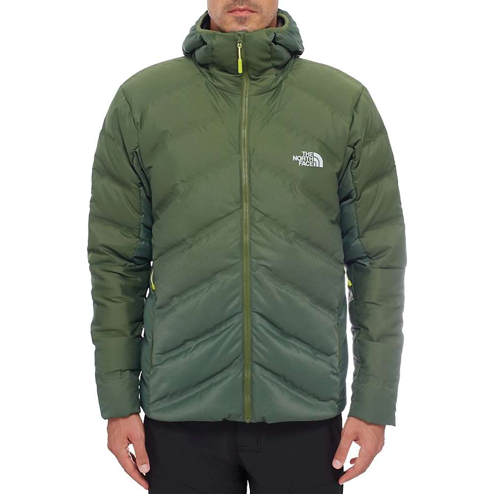 Mens down jacket with hood - 0 00 0 00