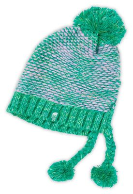 The North Face Girls' Flecka Earflap Beanie