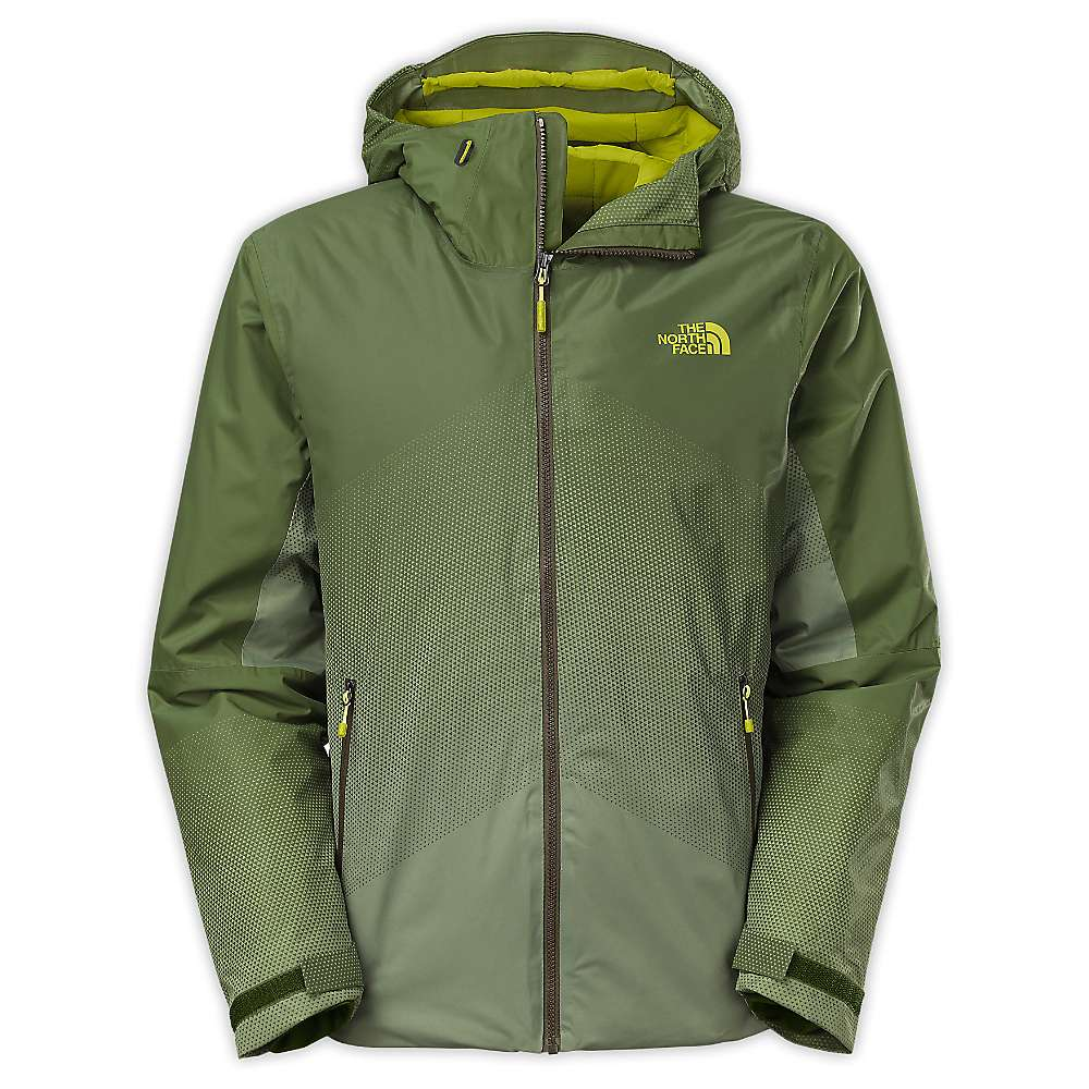 The North Face Men S Fuseform Dot Matrix Insulated Jacket