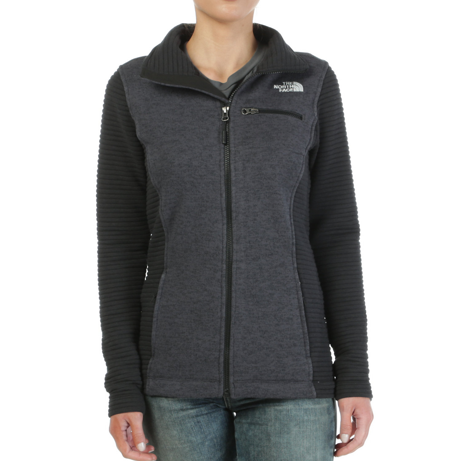 57e23d99b The North Face Women's Indi Insulated Full Zip - Moosejaw