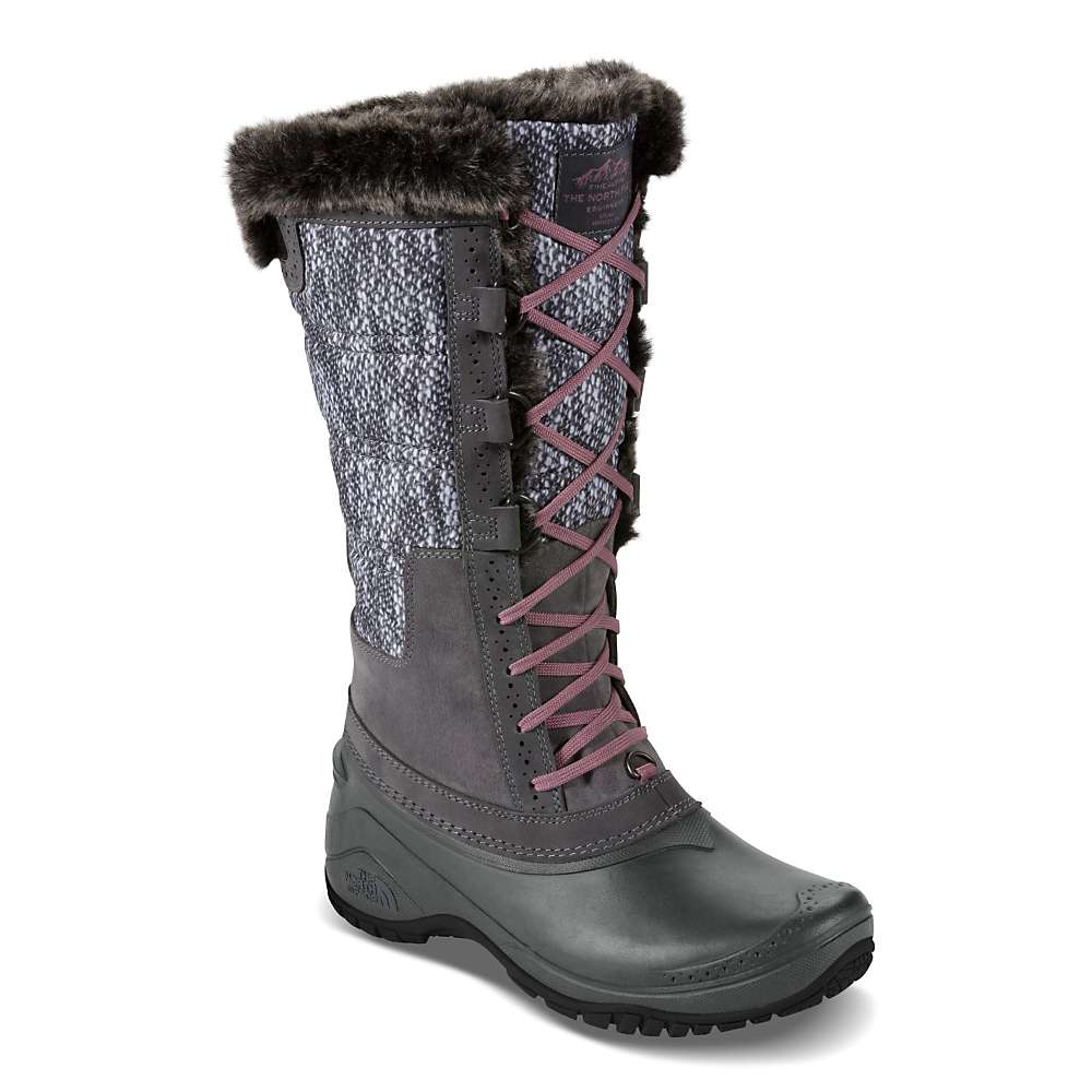 Elegant THE NORTH FACE Womenu0026#39;s Thermoball Lace 8 In. Boots Free Shipping At $49