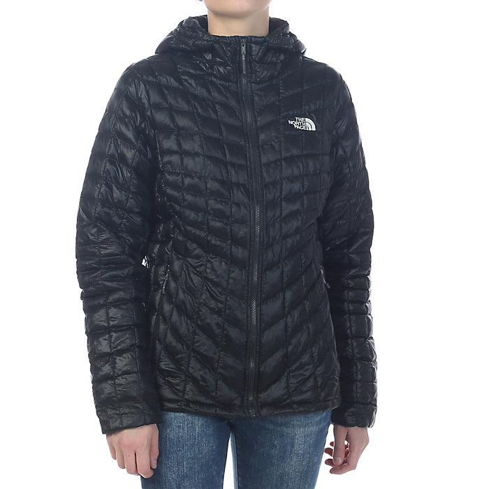 68537d506ab0 The North Face Women s ThermoBall Hoodie - Moosejaw