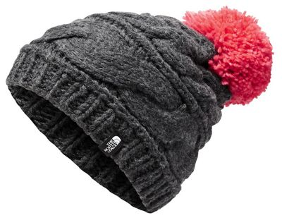 The North Face Women s Triple Cable Pom Beanie 93acaff31974