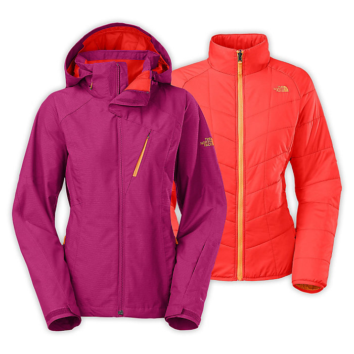 540070a0f The North Face Women's Cheakamus Triclimate Jacket - Moosejaw