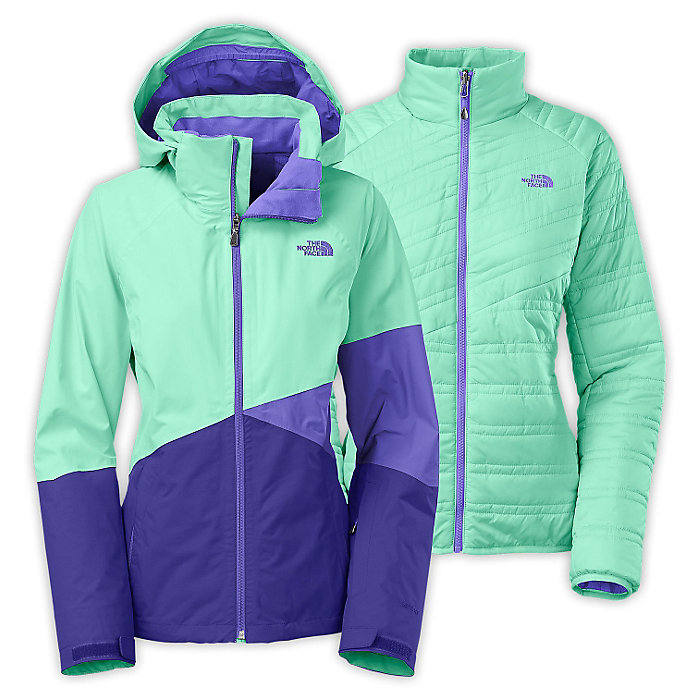 8c1010ca0a65 The North Face Women s Gala Triclimate Jacket - Moosejaw