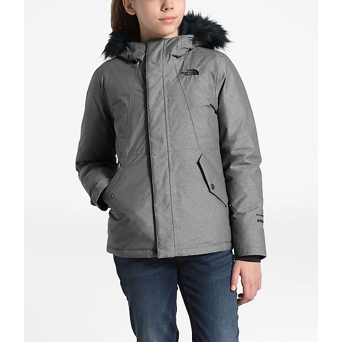 7e9f60863 The North Face Girls' Greenland Down Parka