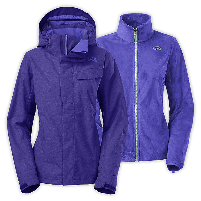 15e710ec4 The North Face Women's Helata Triclimate Jacket - Moosejaw