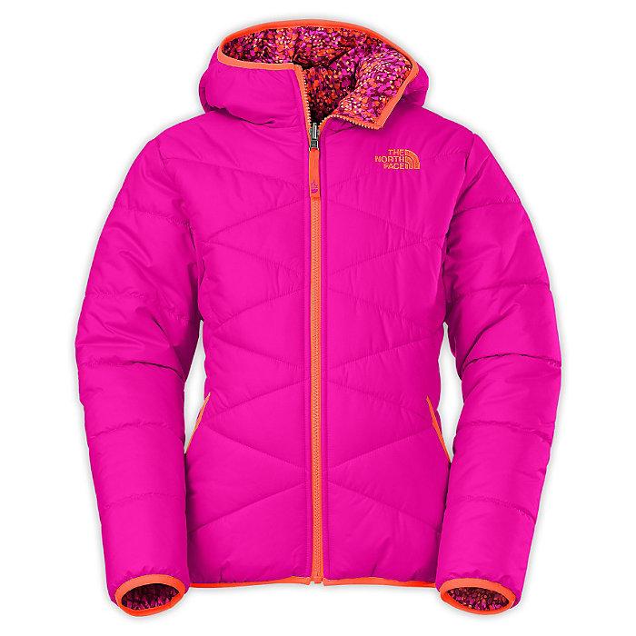 98ea28e4a The North Face Girls  Reversible Perrito Jacket - Moosejaw