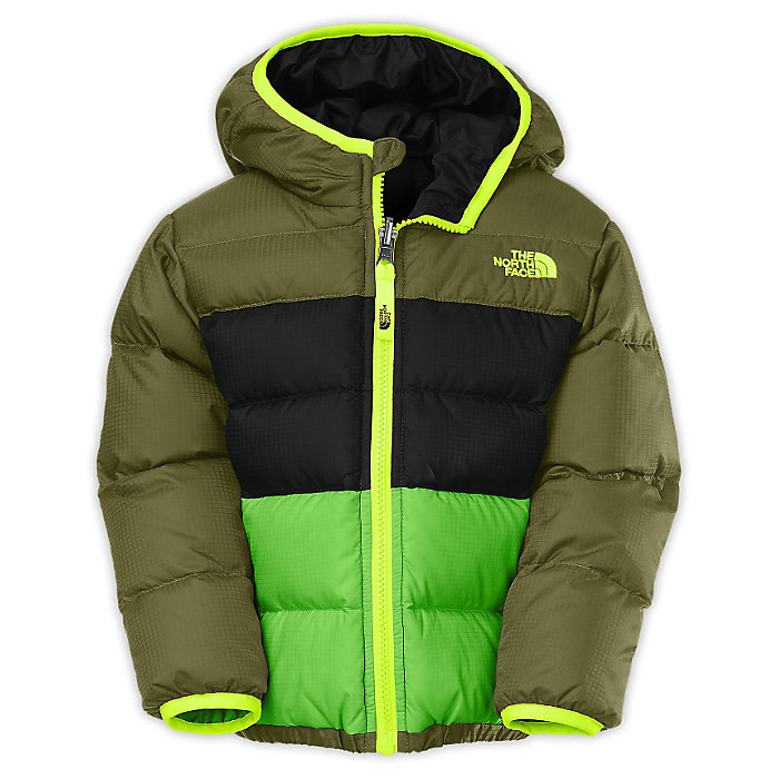 66335ef41 The North Face Toddler Boys' Reversible Moondoggy Jacket - Moosejaw
