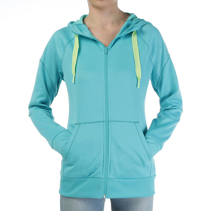 4cff87868 The North Face Women's Suprema Full Zip Hoodie - Moosejaw