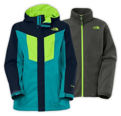 265d457d3565 The North Face Boys  Vortex Triclimate Jacket - Moosejaw