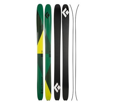 Black Diamond Boundary 115 Skis