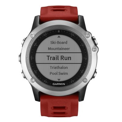 Garmin fenix 3 Performance Bundle