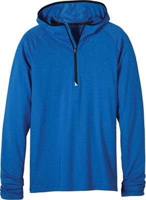 Prana Men's Breaker Hooded 1/4 Zip Top