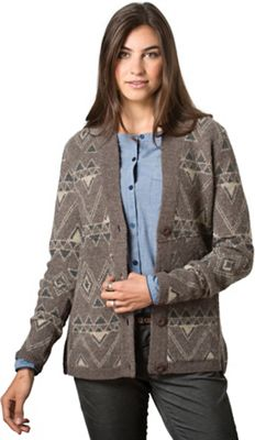 Toad & Co Women's Heartfelt Diamond Cardie