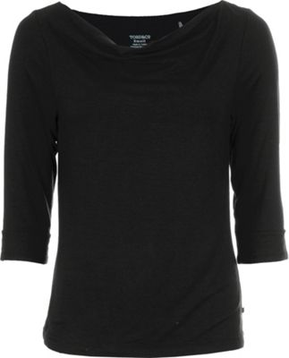Toad & Co Women's Wisper 3/4 Double Tee
