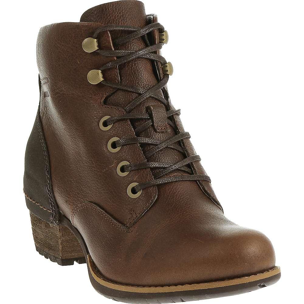 Merrell Women's Shiloh Lace Boot. Oak. 0:00