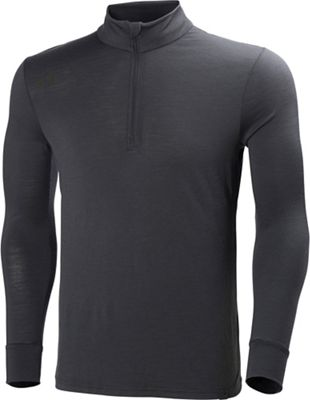 Helly Hansen Men's Wool 1/2 Zip Top