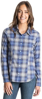Roxy Women's Driftwood 2 Flannel Shirt