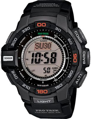 Casio Men's Pro Trek Triple Sensor Digital Watch