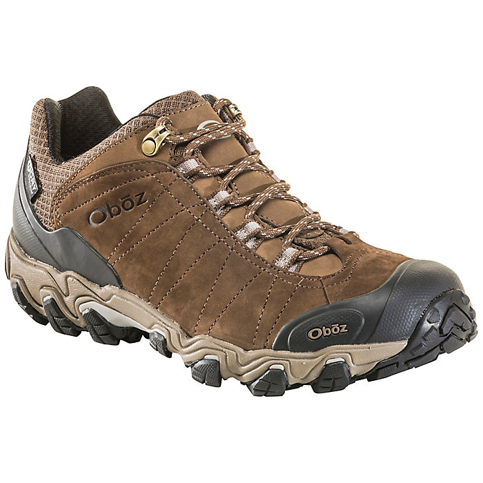635779f679c Oboz Men's Bridger Low BDry Shoe - Moosejaw