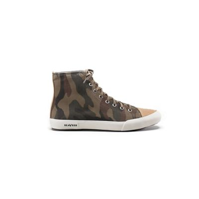 SeaVees Men's Army Issue High Mojave Shoe