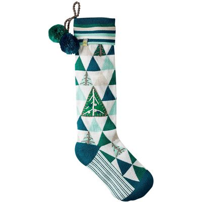 Smartwool Charley Harper Gay Forest Gift Wrap Stocking